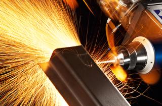 laserové technologie