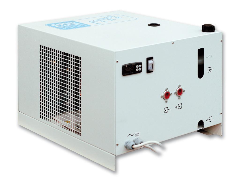 Komponenty k laserom - chladiče