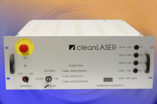 Laser cleaning systems