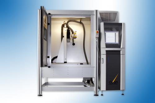 Systémy pro laserové čistění