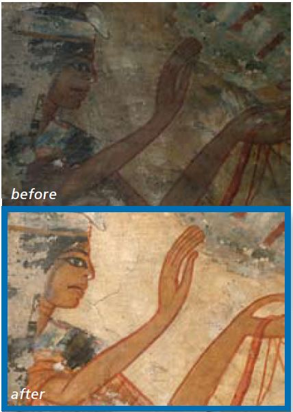 Restoration and conservation