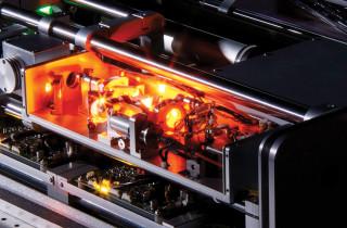 průmyslové lasery