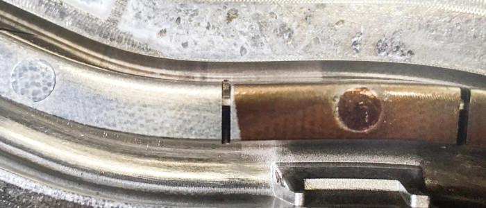 čištění forem laserem