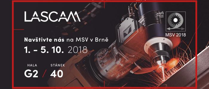 LASCAM na MSV 2018