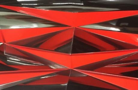 Velkoformátový 3D decoating